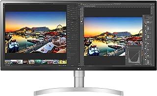 """LG LED monitor 34"""" 3440 x 1440 UWQHD IPS 350 cd/m² 1000:1 5 ms 34WL850-W"""