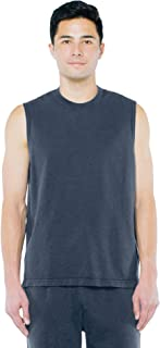 Men's French Terry Sleeveless Muscle Tank
