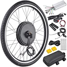 """AW 48V 1000W 26"""" Front Wheel Electric Bicycle Motor Kit Bicycle Cycling Engine with Dual Mode Controller"""
