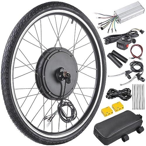 Electric Motor Bike Kit: Amazon com