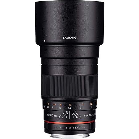 Samyang 135mm F2 0 Für Sony A Vollformat Und Aps C Kamera