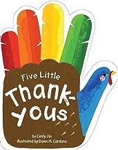 Five Little Thank-Yous