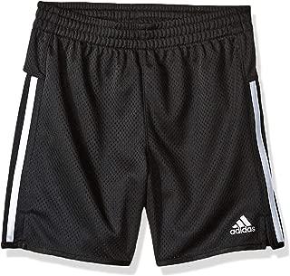 """adidas Girls' Big 5"""" Mesh Althletic Short"""