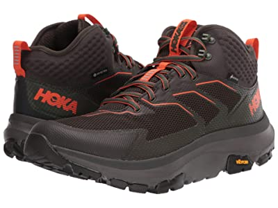 Hoka One One Toa GTX (Black/Olive/Orange) Men