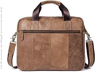 Bxfdc Mens Shoulder Diagonal Tote Bag Multifunctional Canvas Computer Backpack High-end Briefcase