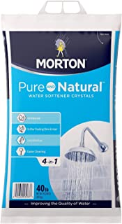 Morton Solar Salt Water Softening Crystals (40 lbs.)