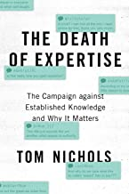 Best tom nichols the death of expertise Reviews