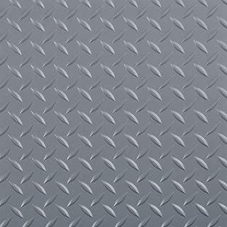 G-Floor Raceday Slate Grey Diamond Tread Peel and Stick 12
