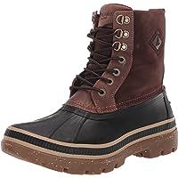 Sperry Men's Ice Bay Boots (Black/Tan)