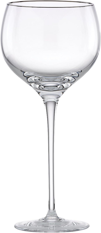Lenox Solitaire Platinum Signature Wine Ultra-Cheap Deals Crystal Glass Recommendation