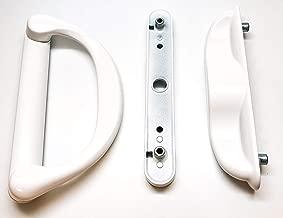 SBML Involute Sliding Patio Door Handle Set (White)