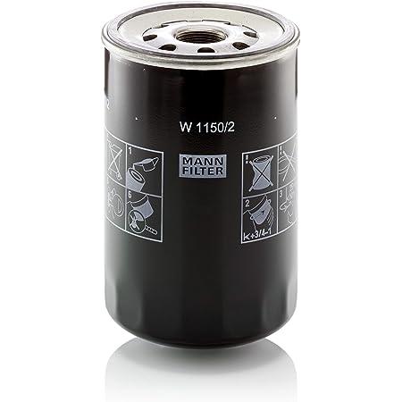Original Mann Filter W 8005 Schmierölwechselfilter Für Industrie Land Und Baumaschinen Auto