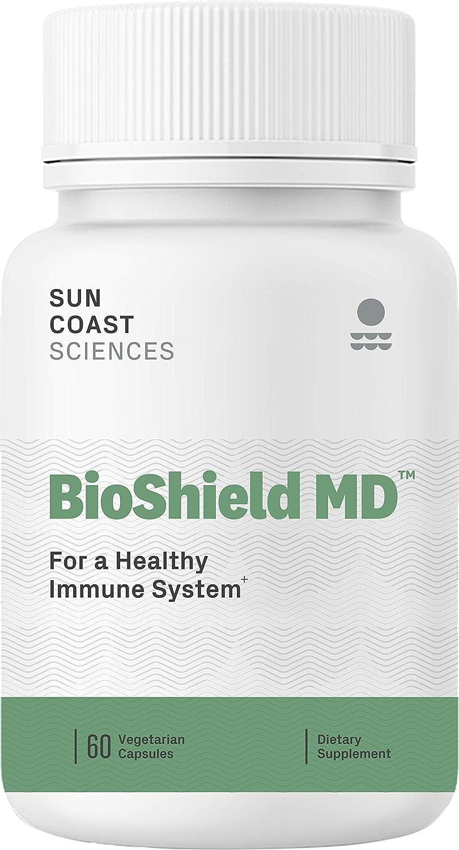 Sun Coast Sciences BioShield New color MD Support Premium with Virginia Beach Mall - Immunity