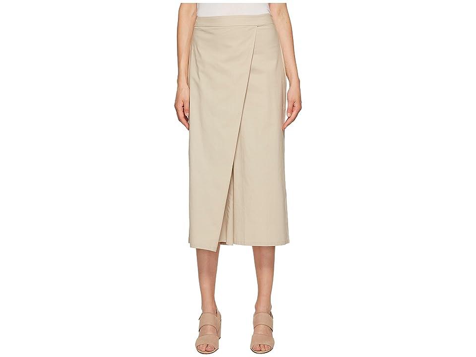 Eileen Fisher Cropped Pants (Pebble) Women