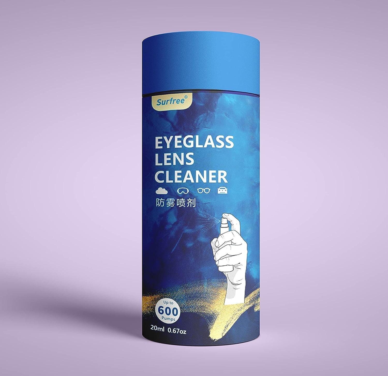 Unicentry 30ML Eyewear Ranking TOP15 Anti Fog Waterproof Lasting De Spray Max 72% OFF Long
