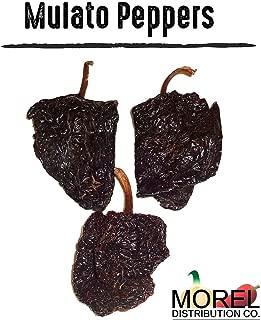 Chile Mulato Pepper (Chile Ancho) // Weights: 4 Oz, 8 Oz, 12 Oz, and 1 Lb // (4 oz)