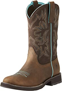 Women's Delilah Round Toe Work Boot