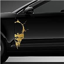 Finest Folia Skull Doodshoofd-sticker, sticker, de...