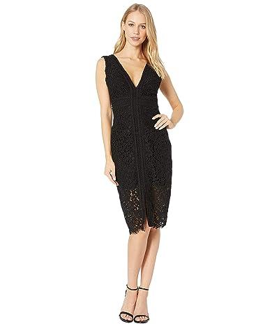 Bardot Morgan Lace Dress (Black) Women