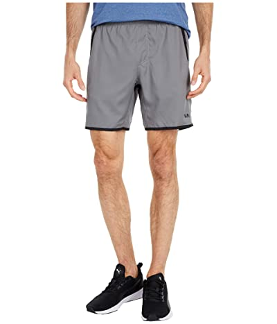 RVCA Yogger IV Shorts (Smoke) Men
