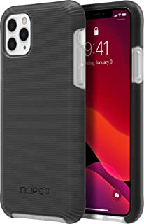 Incipio Aerolite Extreme Drop Protection Case for Apple iPhone 11 Pro Max with Advanced Impact Resistant Design - Black/Clear