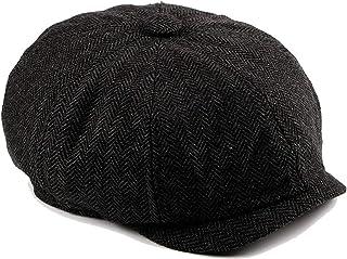 f65033ec6c84f loveinfinite Tweed Newsboy Cap Men Spring Autumn Hat Golf Driving Flat Cap  hat