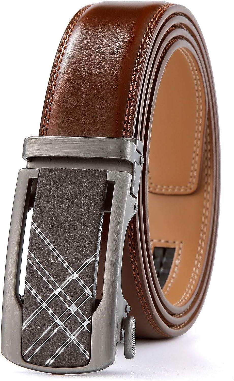Belts for 1 year warranty Men Ratchet Dress Buckle-Tri with It is very popular Belt Jeans Automatic