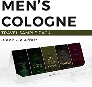 travel cologne size
