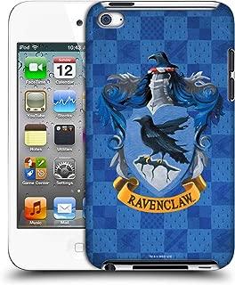 Official Harry Potter Ravenclaw Crest Prisoner of Azkaban I Hard Back Case Compatible for Apple iPod Touch 4G 4th Gen