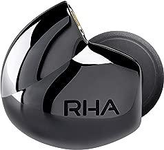 RHA CL2 Planar in-Ear Headphones: HiFi Planar Magnetic Driver IEM with Bluetooth Wireless Neckband