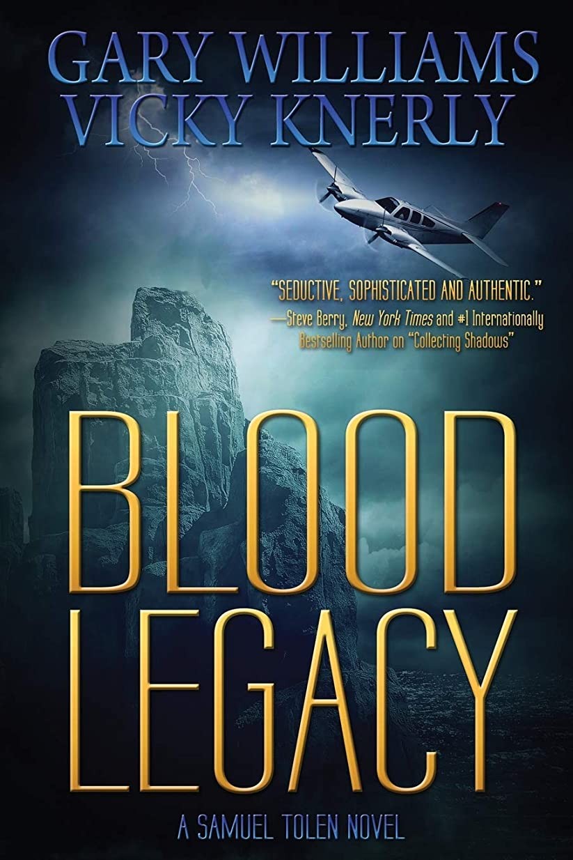 嵐が丘どこ仕立て屋Blood Legacy (A Samuel Tolen Novel)