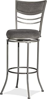 Hillsdale Furniture 4174-826 Amherst Swivel Height Counter Stool Champagne
