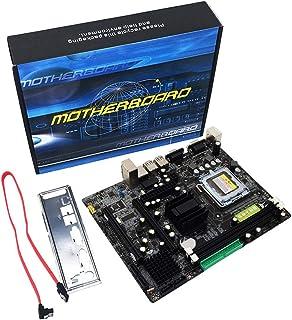 プロフェッショナル945マザーボード945GC + ICHチップセットサポートLGA 775 FSB533 800MHz SATA2ポートデュアルチャネルDDR2メモリ