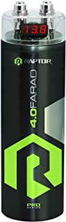Raptor R5CAP PRO SERIES - 4.0 Farad Capacitor - Digital Top
