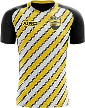 Airosportswear 2020-2021 AEK Athens Home Concept Football Soccer T-Shirt Jersey - Little Boys