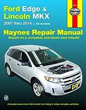 Ford Edge and Lincoln MKX (07-14) Haynes Repair Manual