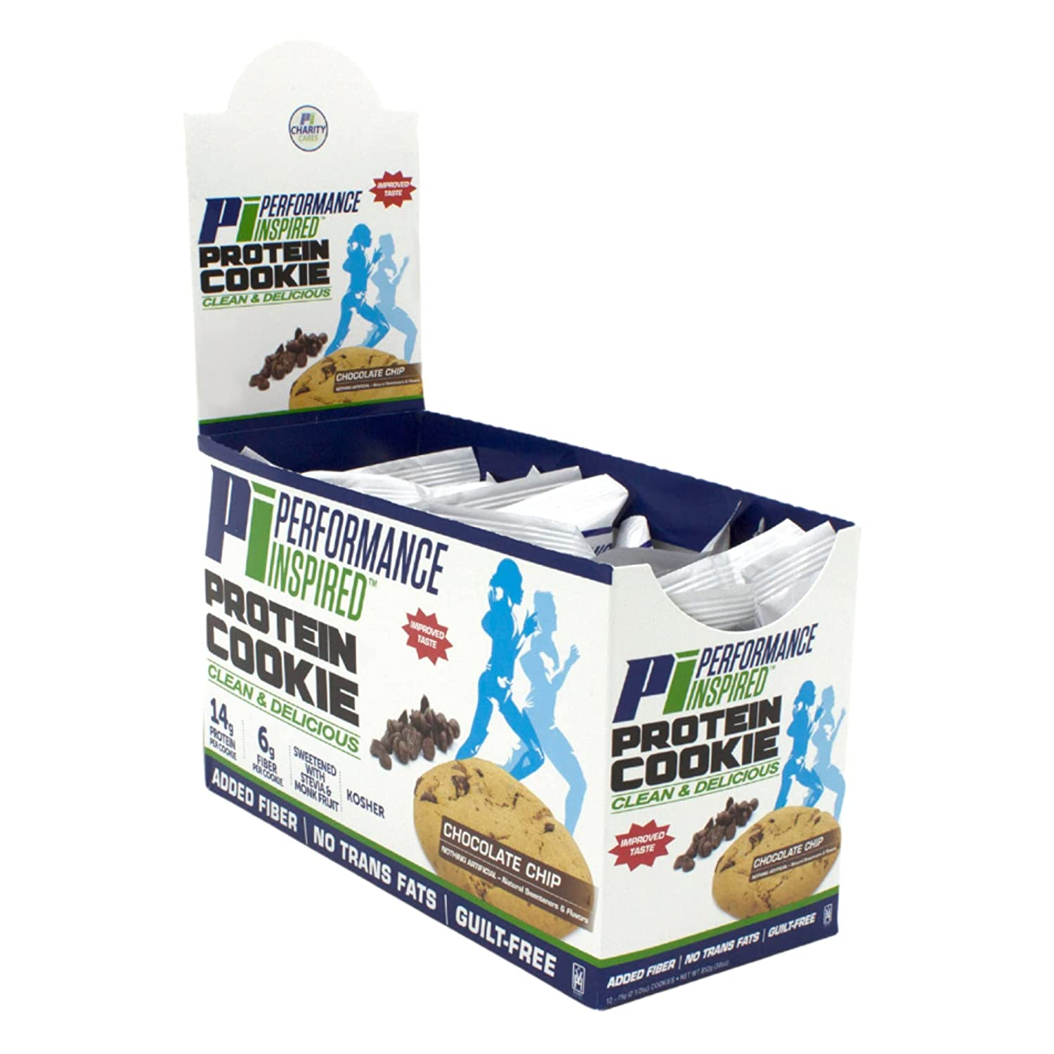 Performance Finally popular brand Inspired Nutrition Protein Cookie - 14 Contains: Lowest price challenge BIG