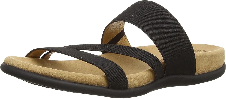 Gabor Womens 03.702.87 Canvas Sandals