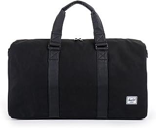 Herschel Supply Co. Ravine Duffel Bag, Black/Black, One Size