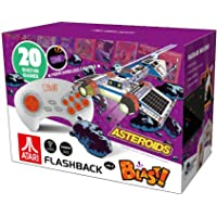 Atari Flashback Blast! 20-Games-In-1 Vol. 2, Asteroids, Retro Gaming with Wireless Controller
