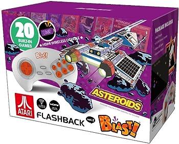 Atari Flashback Blast! 20-Games-In-1 Vol. 2, Asteroids, Retro Gaming