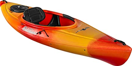 Old Town Heron 9XT Recreational Kayak (Sunrise, 9 Feet 6 Inches)