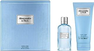 ABERCROMBIE & FITCH PRIMER INSTINCTOS BLUE PARA HER 50 ML EDP Set de regalo
