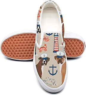 boxer dog sneakers