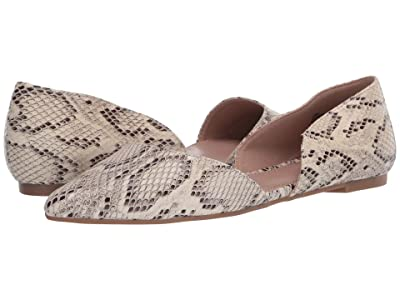 BCBGeneration Elliah (Ivory Snake) Women
