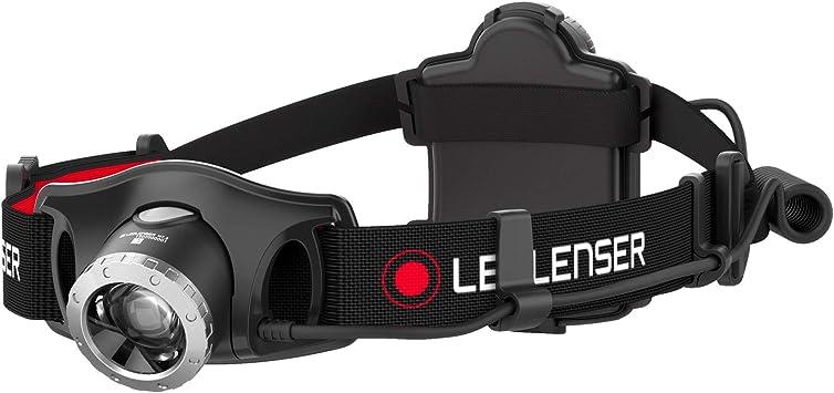 Led Lenser H7.2 Linterna frontal LED de 250 lúmenes de potencia, 7297