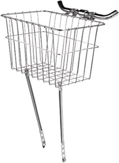 Best bicycle front basket support Reviews