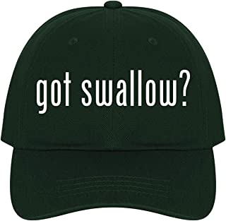 The Town Butler got Swallow? - A Nice Comfortable Adjustable Dad Hat Cap