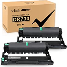 v4ink Drum Unit (NOT Toner) for Brother DR730 DR-730 DR 730 760 Drum for Brother HL-L2350DW HL-L2390DW HL-L2395DW HL-L2370DW XL DCP-L2550DW MFC-L2710DW MFC-L2730DW MFC-L2710DW MFC-L2750DW MFC-L27