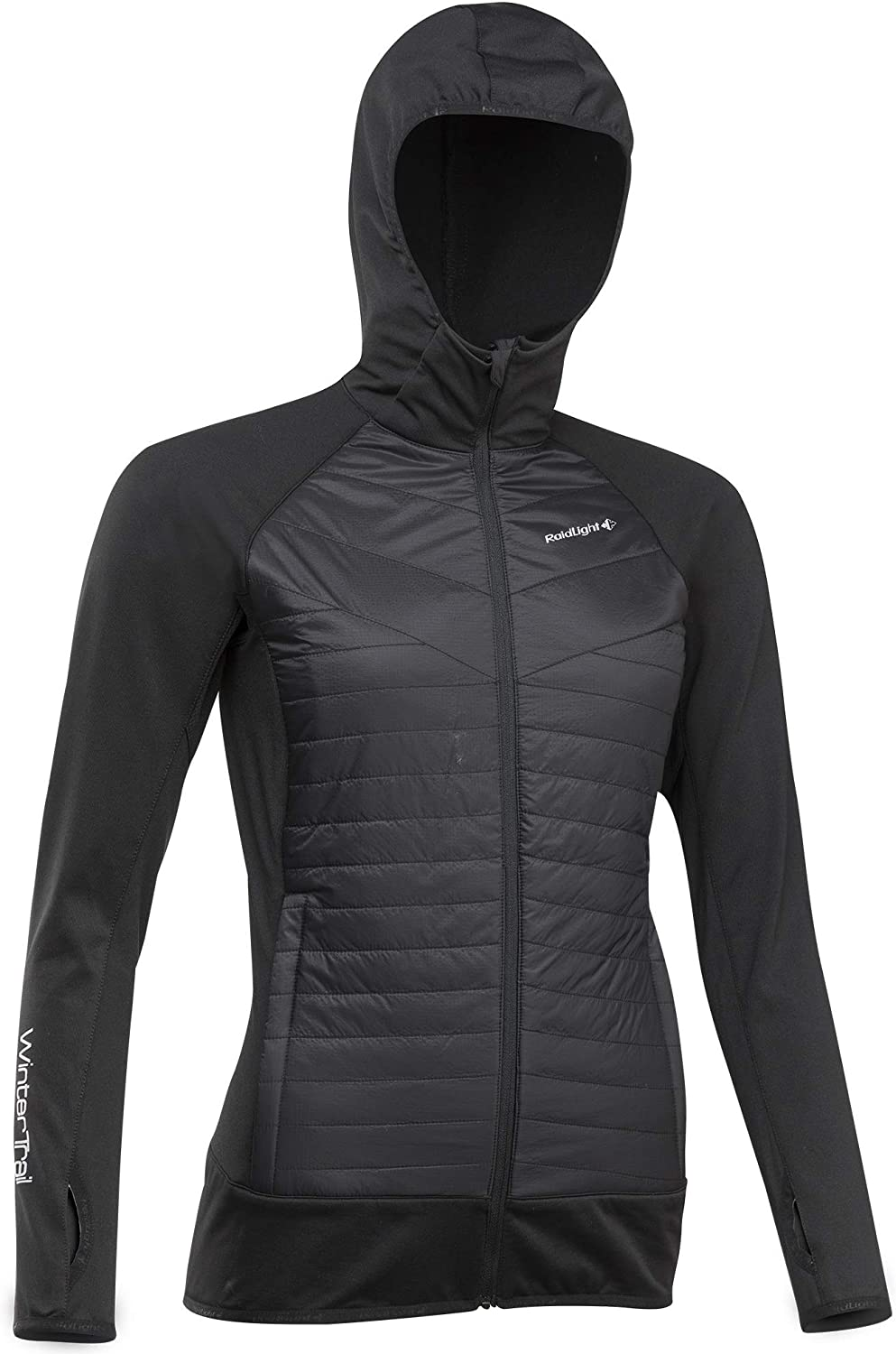 Raid Light Veste femme Wintertrail Hybrid